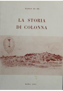La storia di colonna