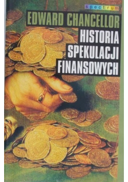 Historia spekulacji Finansowych