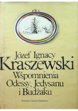Wspomnienia Odessy Jedysanu i Budżaku