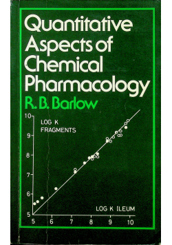 Quantitative Aspects of Chemical Pharmacology
