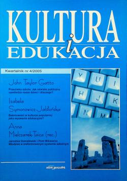 Kultura i edukacja nr 4