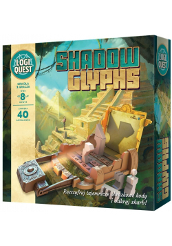 Logiquest: Shadow Glyphs (edycja polska) REBEL