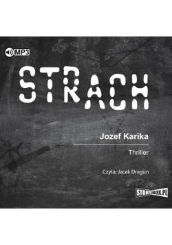 Strach audiobook