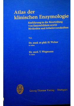 Atlas der klinischen Enzymologie