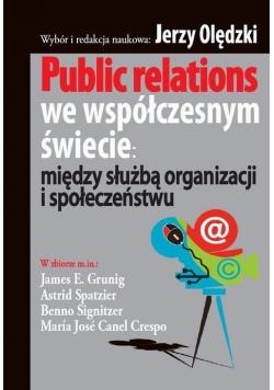 Public relations we współczesnym świecie