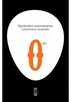 Opowieści niesamowite 2 Literatura rosyjska