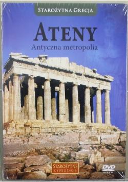 Ateny antyczna metropolia DVD Nowa