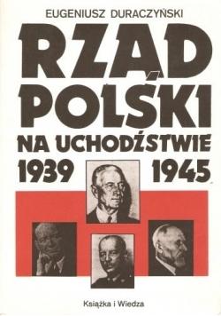 Rząd Polski na uchodźstwie 1939 1945