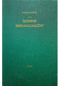 Słownik immunologiczny
