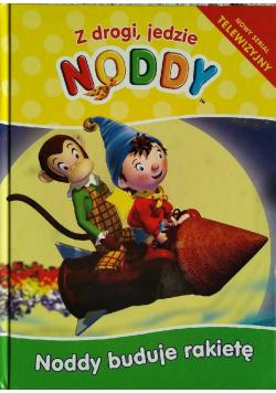 Z drogi jedzie Noddy  Noddy buduje rakietę