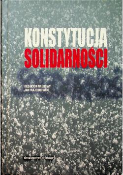 Konstytucja Solidarności