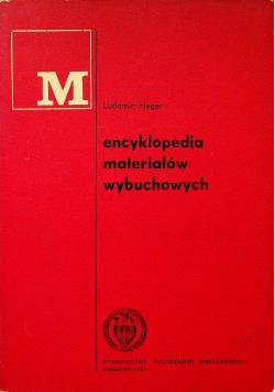 Encyklopedia materiałów wybuchowych