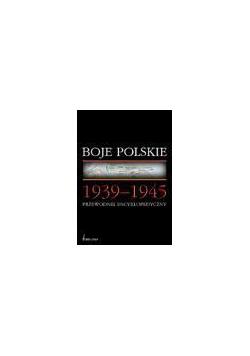 Boje Polskie 1939-1945. Przewodnik encyklopedyczny
