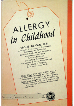 Allergy in Childhood