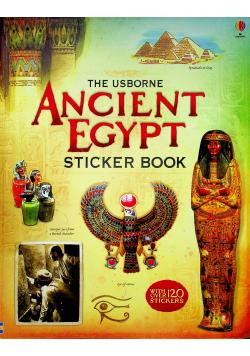 The usborne Ancient Egypt Sticker Book
