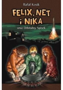 Felix Net i Nika oraz Orbitalny Spisek