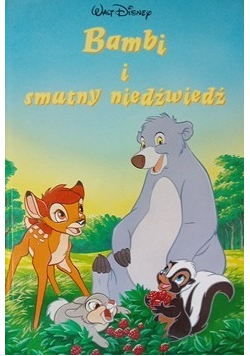Bambi i smutny niedźwiedź