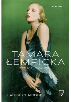 Tamara Łempicka Sztuka i skandal