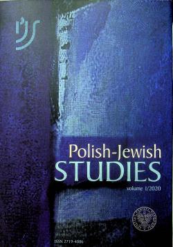 Polish Jewish Studies Vol 1