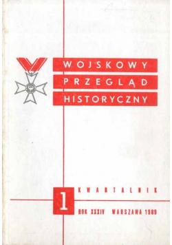 Wojskowy przegląd historyczny nr 1