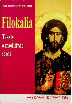 Filokalia Teksty o modlitwie serca