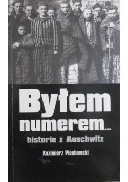 Byłem numerem historie z Auschwitz