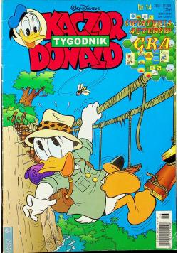 Kaczor Donald nr 14