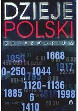 Dzieje Polski Kalendarium