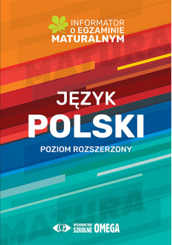 Język polski Informator o egzaminie maturalnym 2022/2023