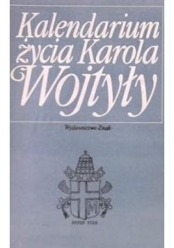 Kalendarium życia Karola Wojtyły  Przewodnik po życiu Karola Wojtyły