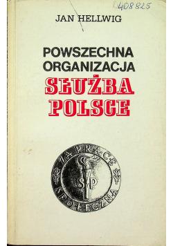 Powszechna organizacja Służba Polsce