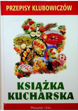 Przepisy klubowiczów książka kucharska