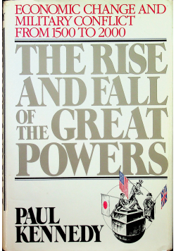 The rise and fall of the great powers