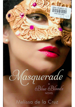 Masquerade a blue bloods novel