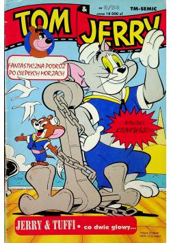 Tom and Jerry nr 8 Jerry and Tuffi co dwie głowy
