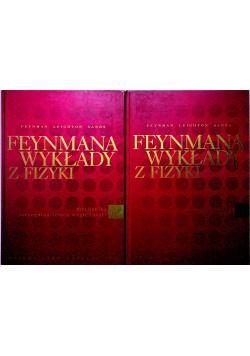 Feynmana Wykłady z Fizyki tom I część 1 i 2