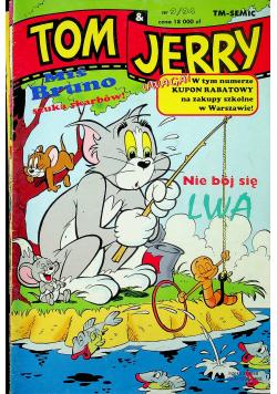 Tom and Jerry nr 9 Miś Bruno szuka skarbów
