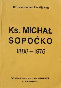 Ks Michał Sopoćko