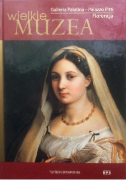 Wielkie muzea Galleria Palatina Palazzo Pitti Florencja