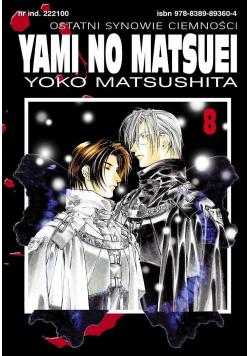 Yami No Matsuei Ostatni Synowie Ciemności Tom 8