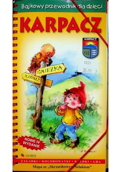 Bajkowy przewodnik dla dzieci Karpacz