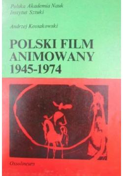 Polski film animowany 1945 1974