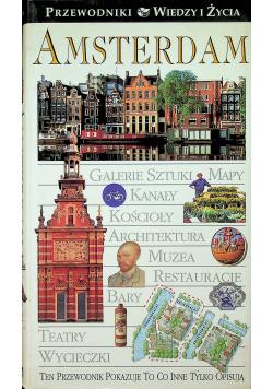 Amsterdam Przewodnik Wiedzy I Życia