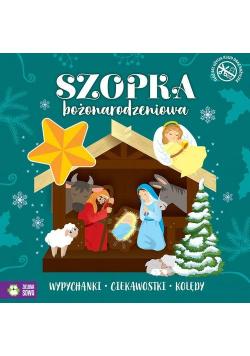 Świąteczne wypychanki Szopka Bożonarodzeniowa