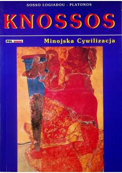 Knossos Minojska Cywilizacja