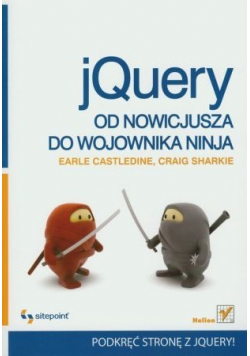 jQuery Od nowicjusza do wojownika ninja