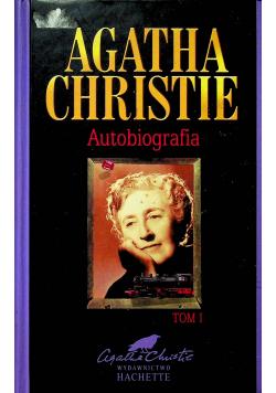 Agatha Christie Autobiografia Tom I