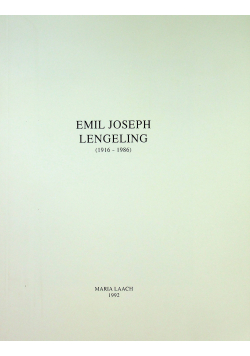 Emil Joseph Lengeling