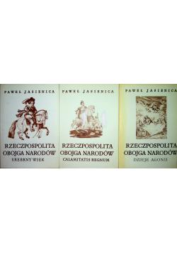Rzeczpospolita Obojga Narodów Tom I do III