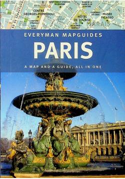 Everyman mapguides Paris
